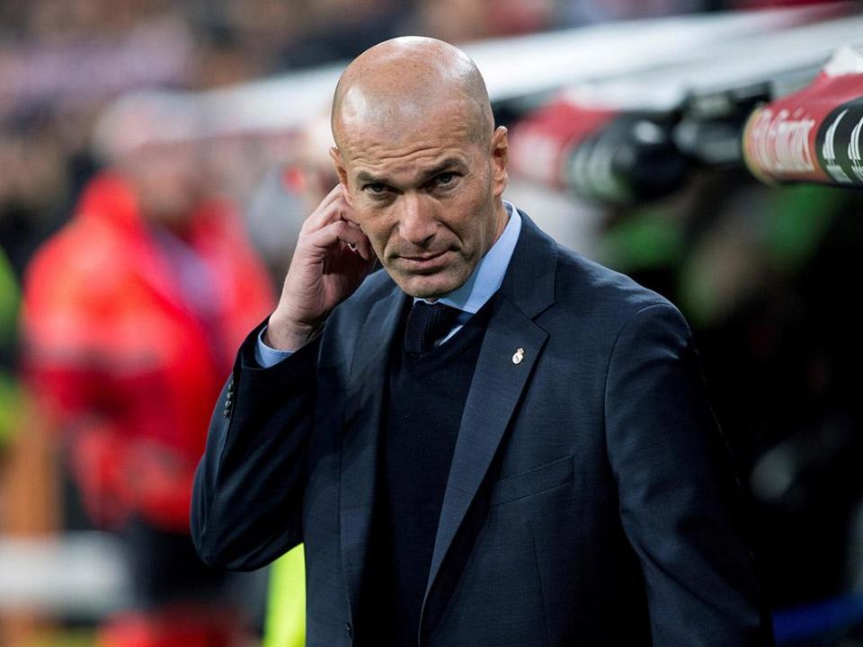 Zidane: «Temos de estar preparados para o inesperado»