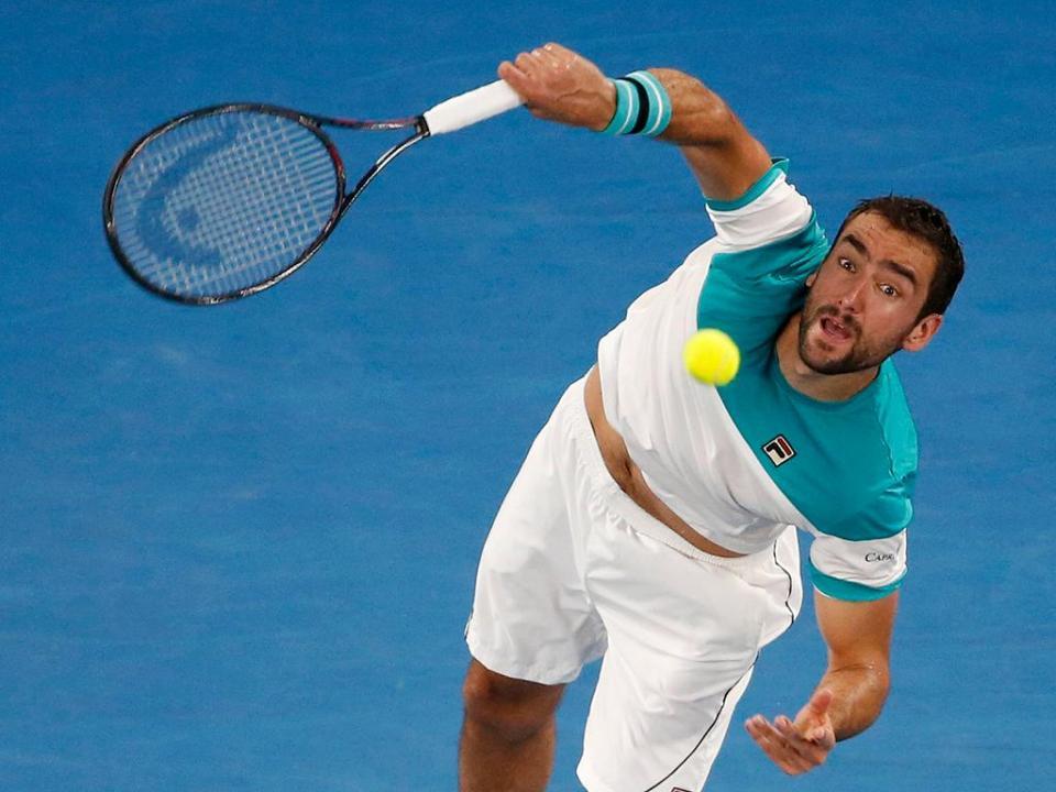 ATP Finals: Cilic derrota Isner e apura Djokovic para as meias-finais