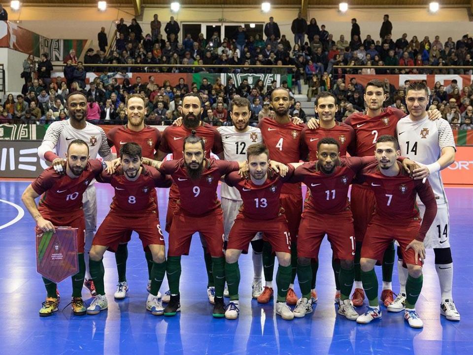 Futsal  André Coelho antevê jogo «dificílimo» contra Ucrânia ... af377f75706b3
