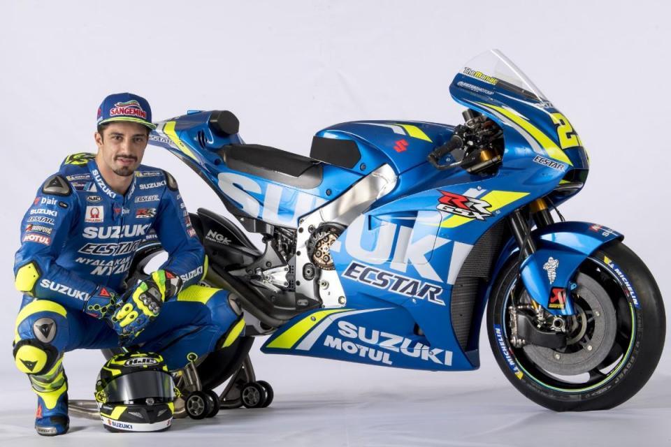 """Iannone: """"É certo que não continuo na Suzuki"""""""