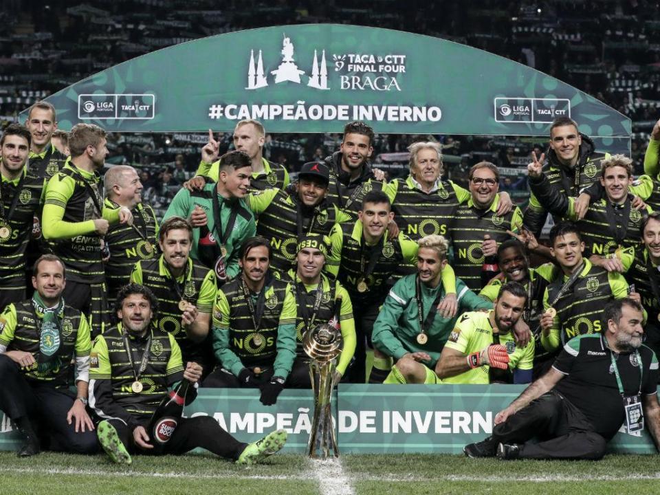 Taça da Liga: definido o quadro da fase de grupos