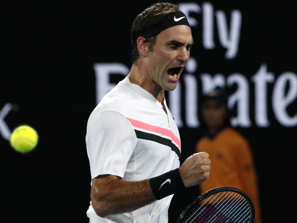 Indian Wells: Federer derrota Krajinovic e está nos oitavos