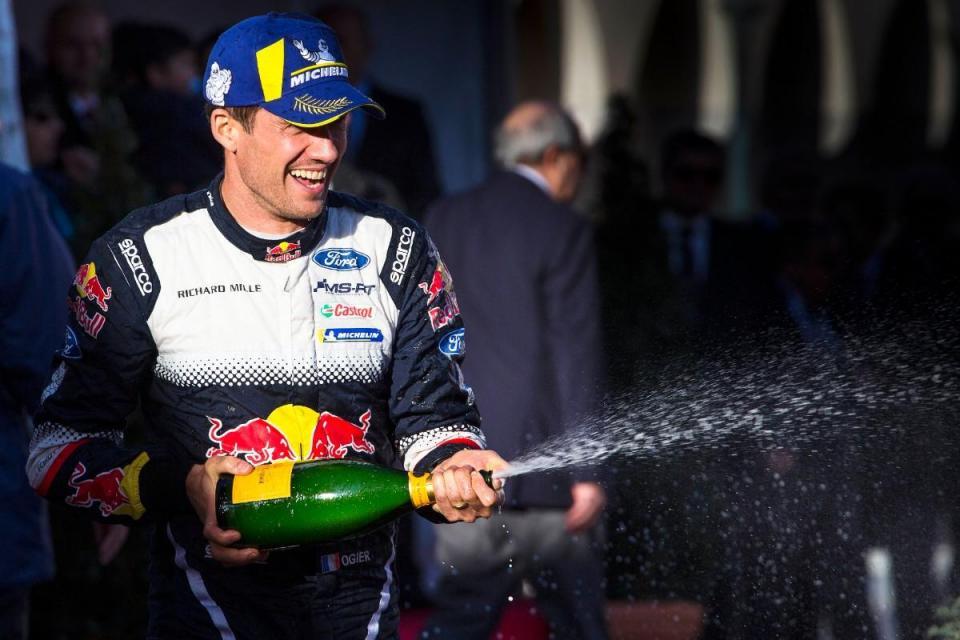 Rali de Portugal: Sébastien Ogier pode bater recorde de Markku Alen