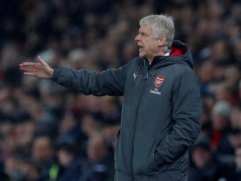 Wenger: «Temos de aceitar que o Man. City está por cima»