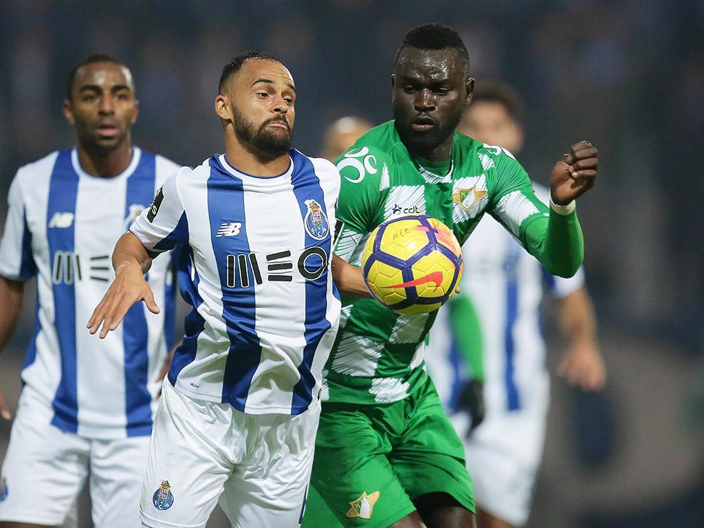 Paulinho: «Quero continuar no FC Porto»