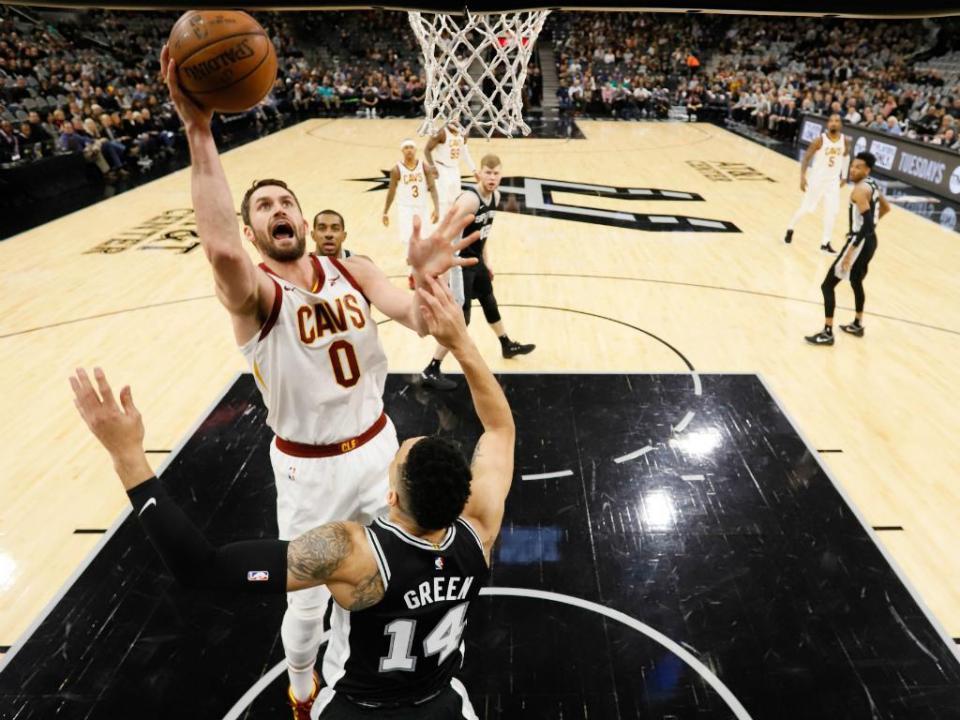 NBA: Kevin Love teve ataque de pânico durante jogo dos Cavs