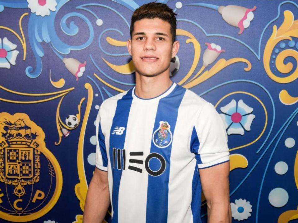 FC Porto: Osorio assinou até 2022 e custou um milhão de euros