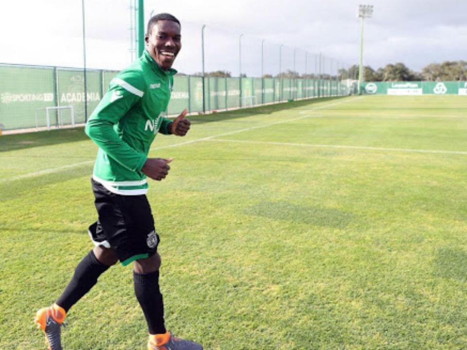 Sportinguista Lumor e um regresso de peso nos convocados do Gana