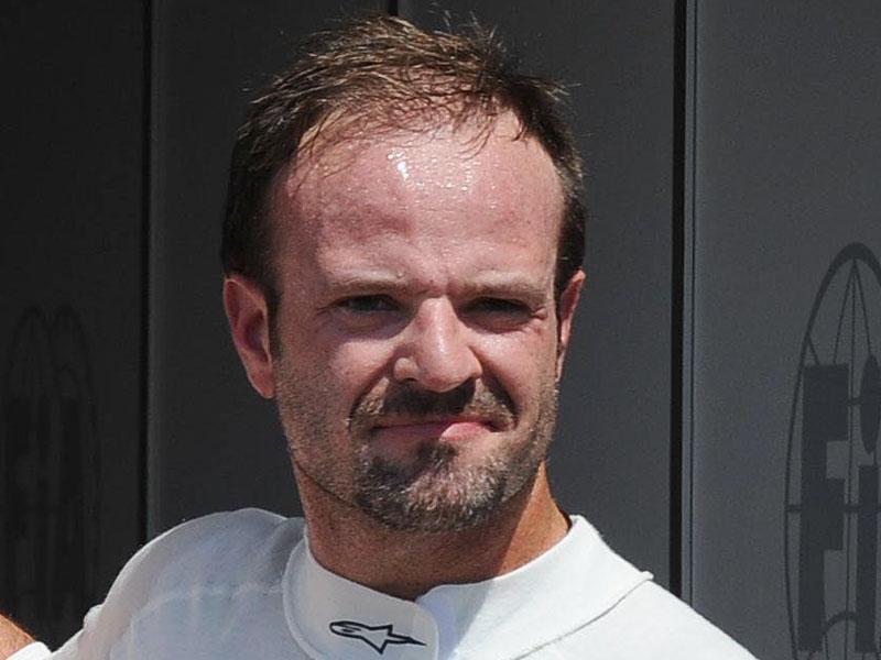 Barrichello: depois do princípio de AVC, um tumor, mas está tudo bem