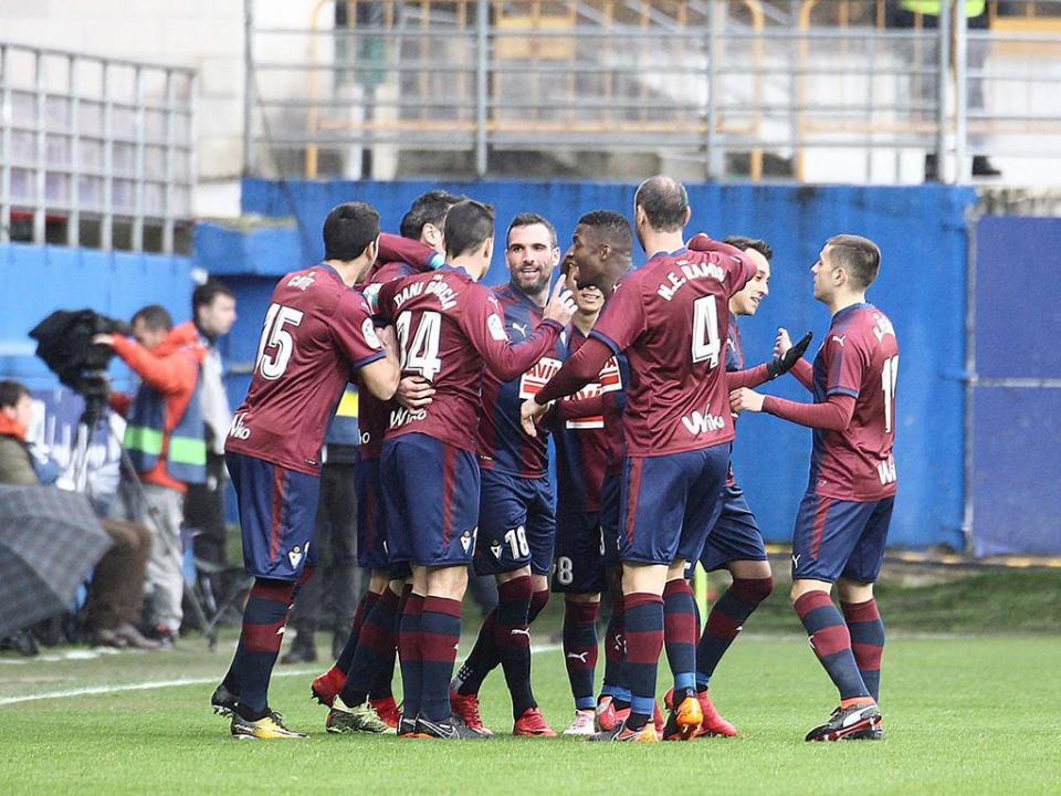 Espanha: Eibar visita Girona e sai de lá com goleada