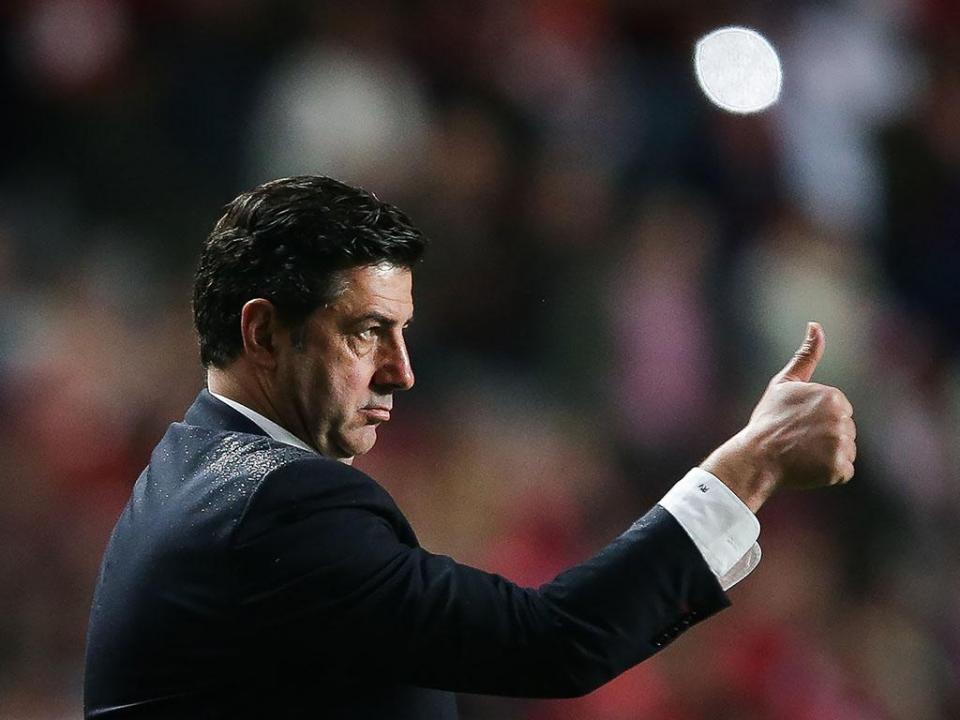 Rui Vitória: «Jonas já devia de ter marcado mais cedo»