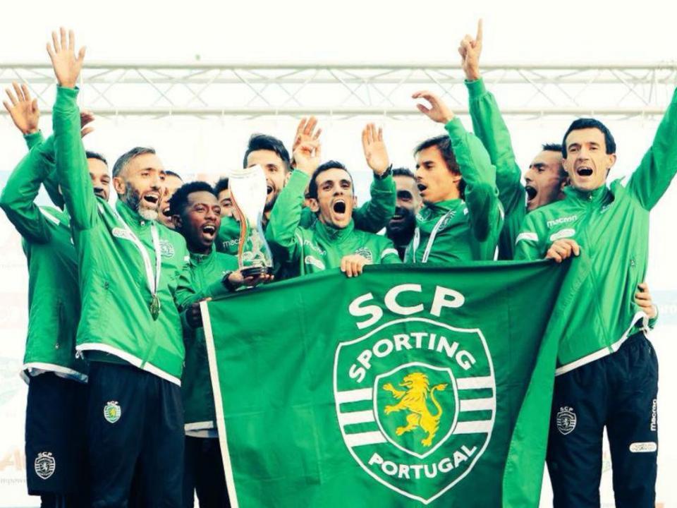 Atletas do Sporting evitam jornalistas por ordem da direção