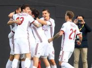 Udinese-Milan (Lusa)