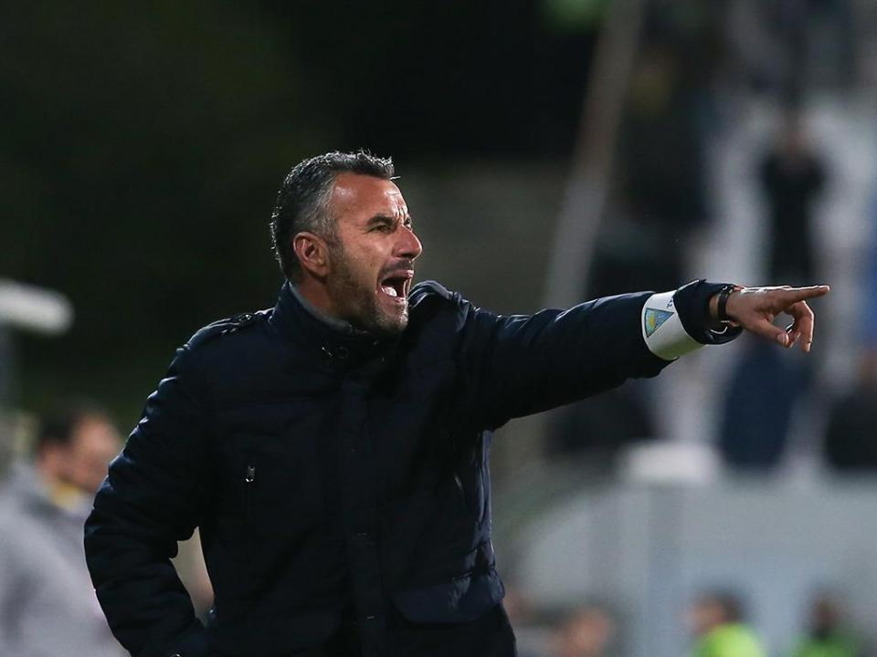 Ivo Vieira: «Entrámos no jogo a pensar que as coisas iam ser fáceis»