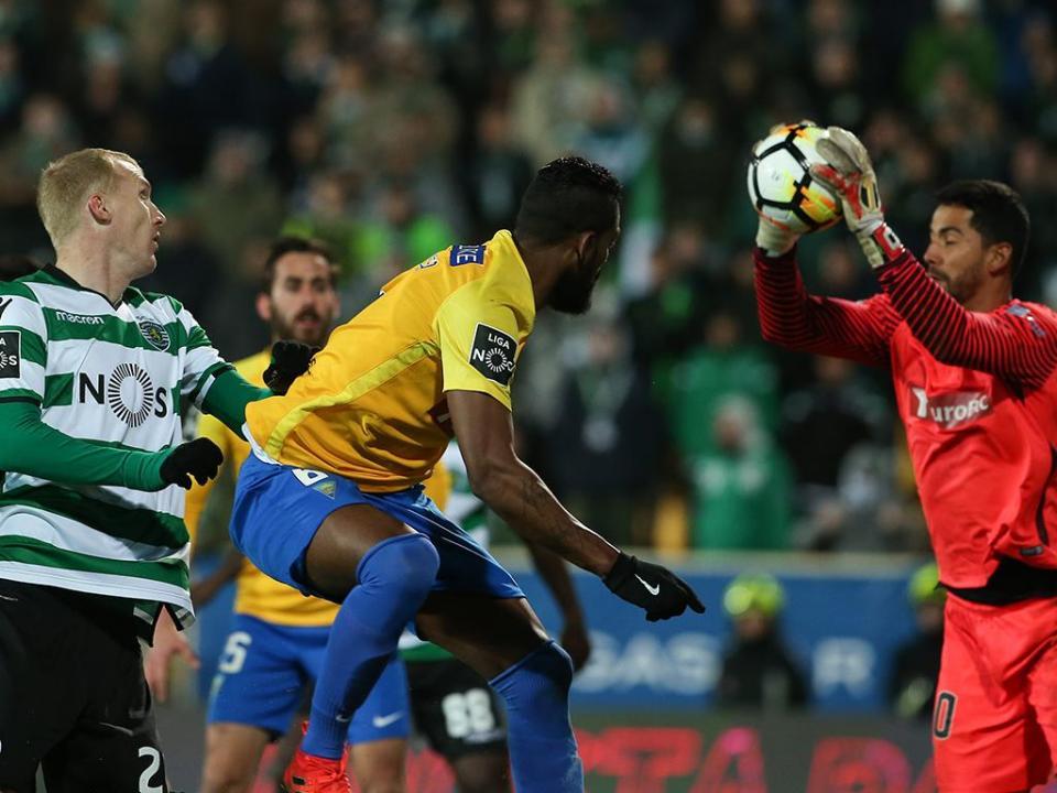Sporting: Renan perto de ser fechado por empréstimo