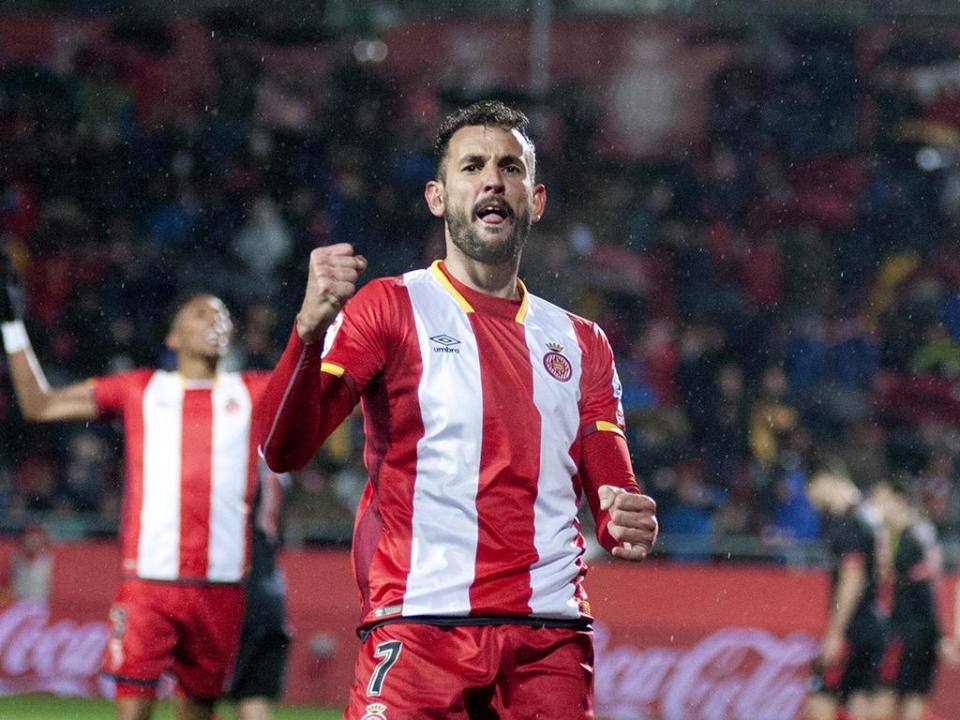 Espanha: sensação-Girona já toca os lugares da UEFA