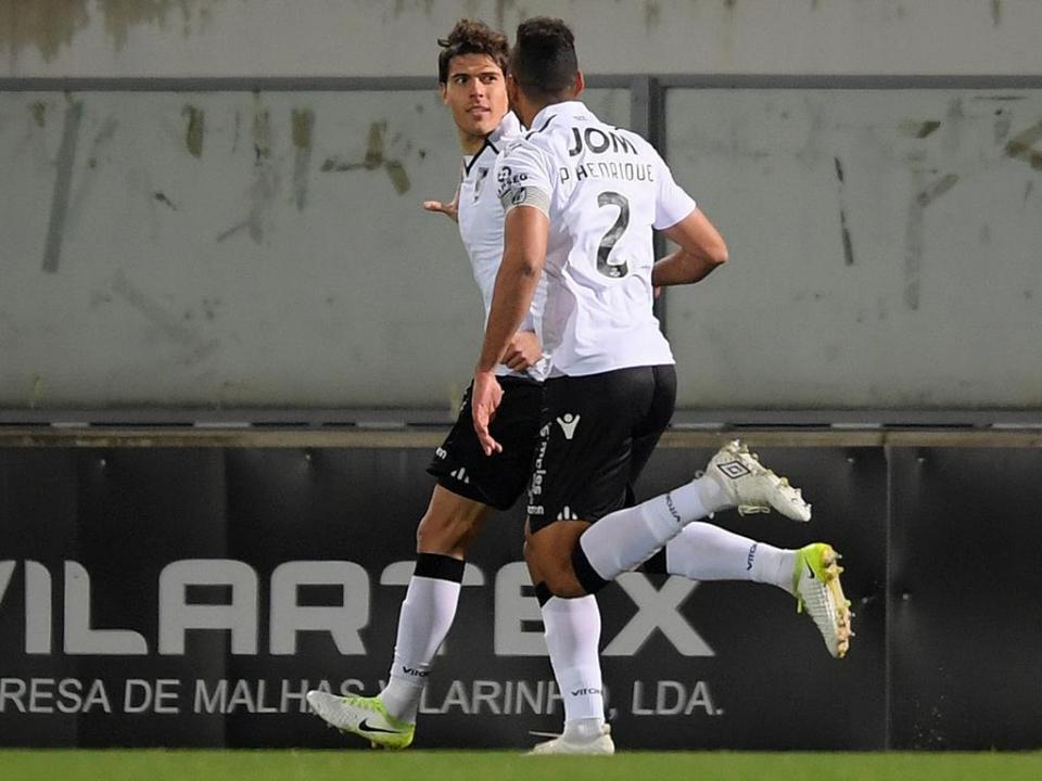 João Afonso: «Não podemos encarar este jogo como uma mola»