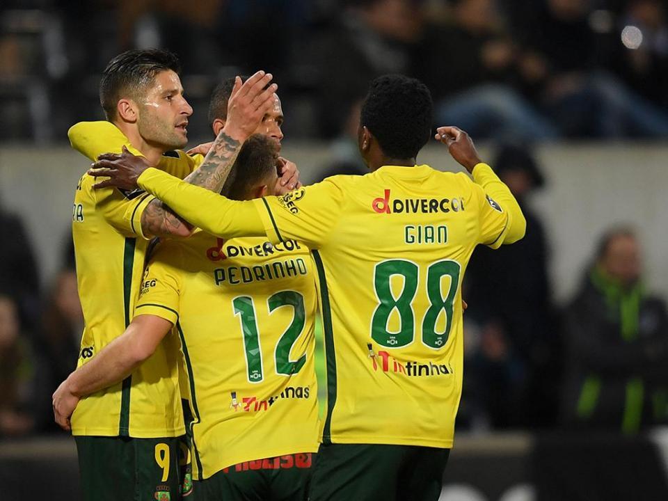 VÍDEO: Miguel Vieira abre o marcador no Paços Ferreira-FC Porto
