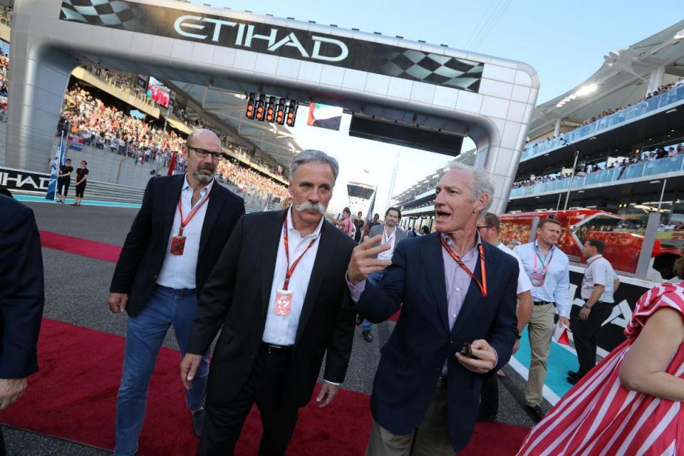 Liberty Media vai dar música à Fórmula 1