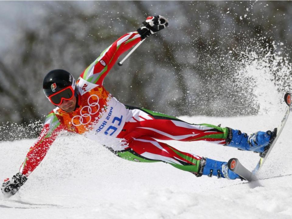 JO: português Arthur Hanse termina slalom na 38.º posição