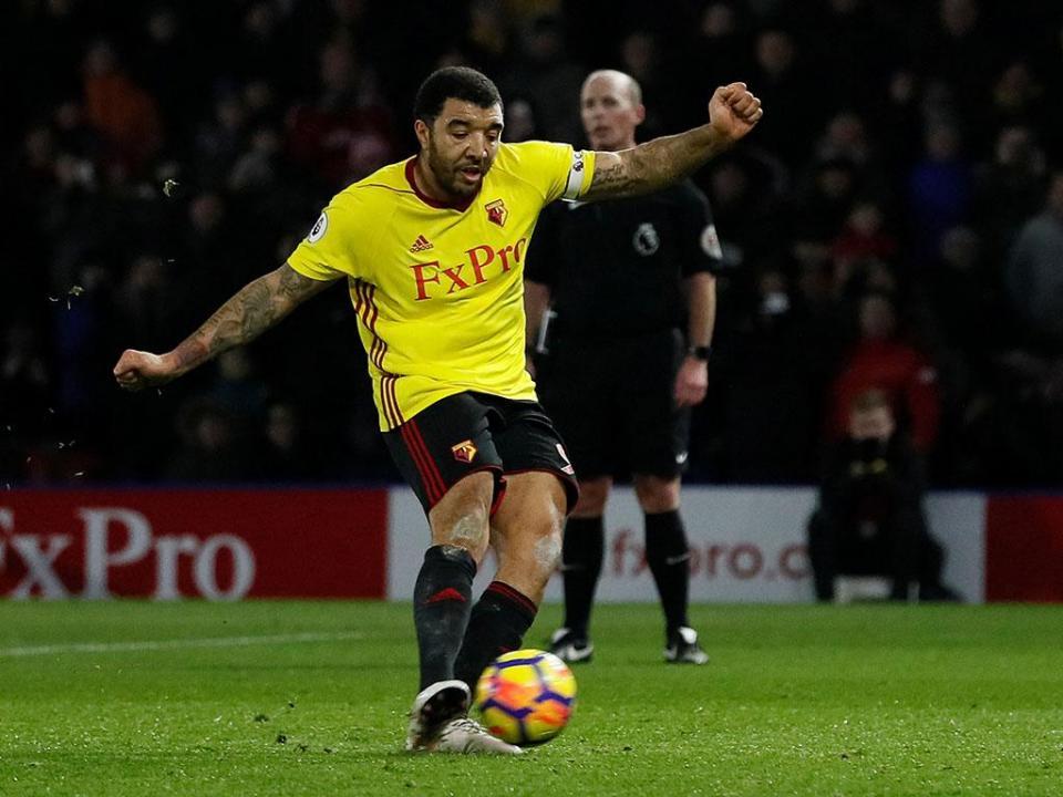 Watford vence Everton em Vicarage Road