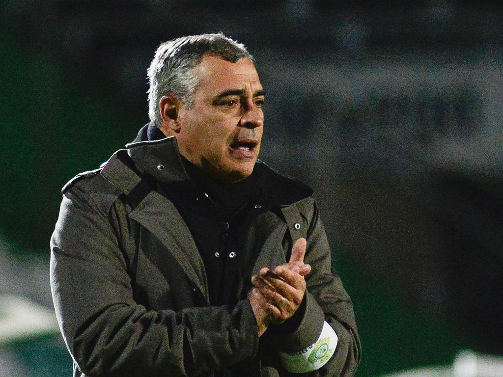 José Couceiro: «Não baixámos as linhas para defender o resultado»
