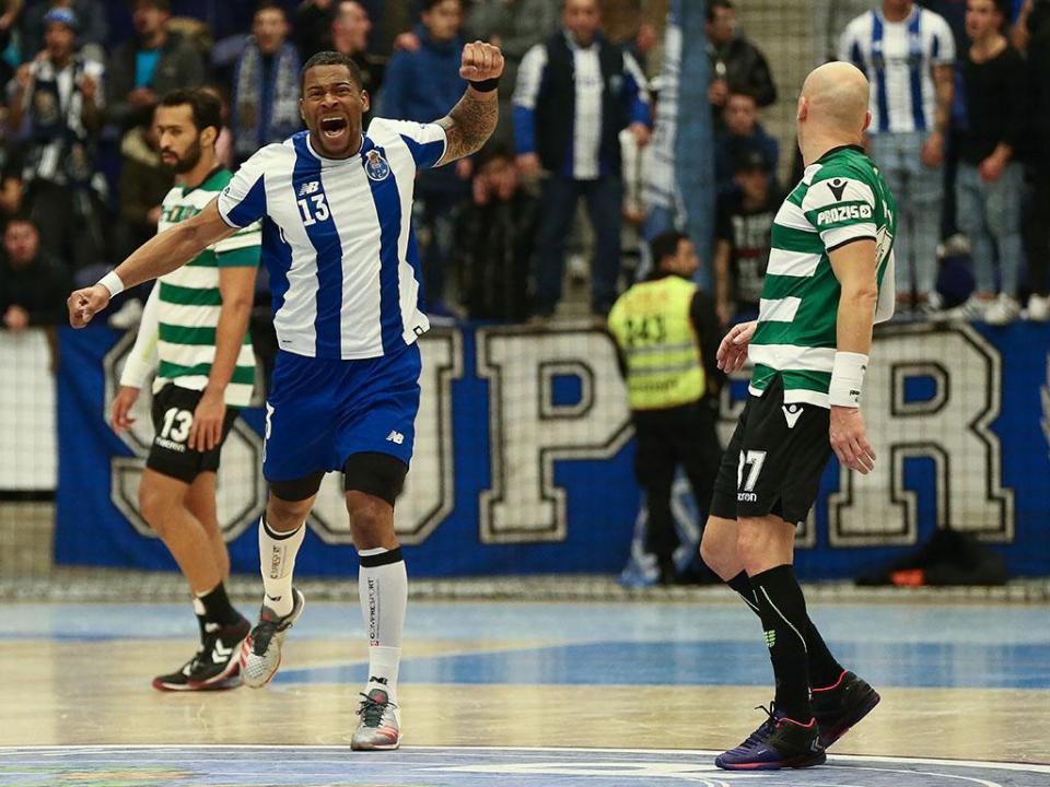 Andebol: Sporting e FC Porto vencem e mantêm distâncias
