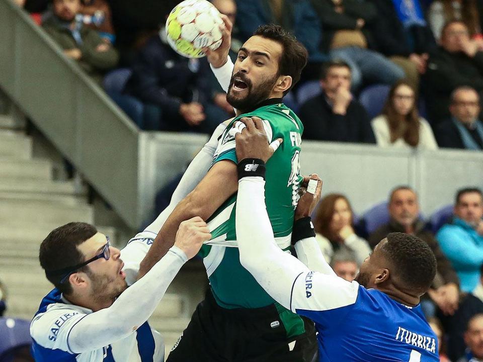 Andebol: FC Porto diz «aguardar serenamente que a justiça funcione»