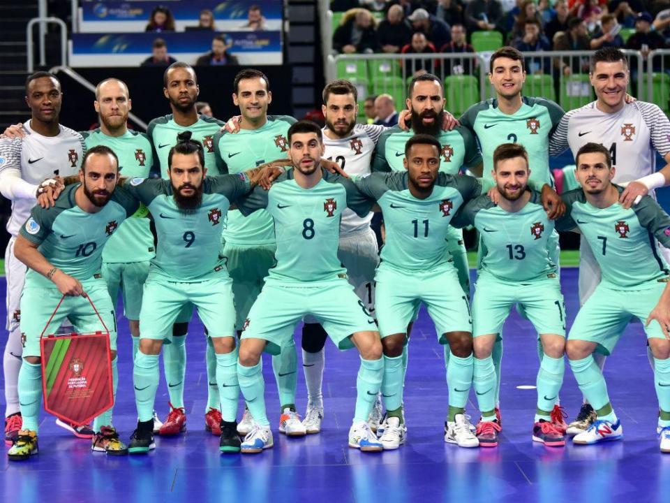 Futsal: seleção joga dois particulares com o Brasil