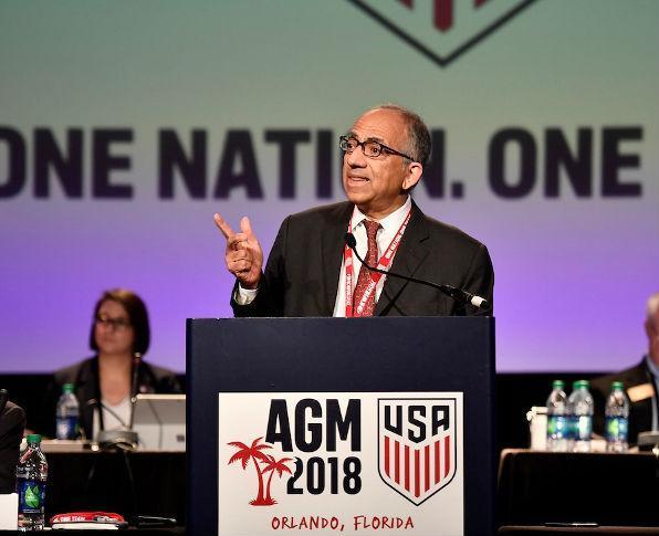 Federação de Futebol dos EUA quer estreitar relações com Portugal