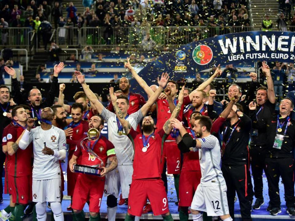 Portugal campeão no futsal: um destino há muito anunciado