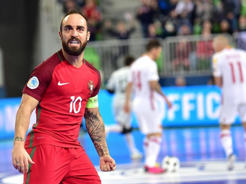 Ricardinho projeta adeus à seleção para depois do Mundial