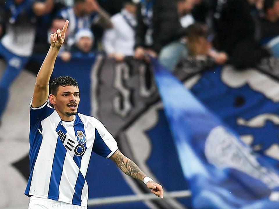Desp. Chaves - FC Porto, 0-4 (destaques)