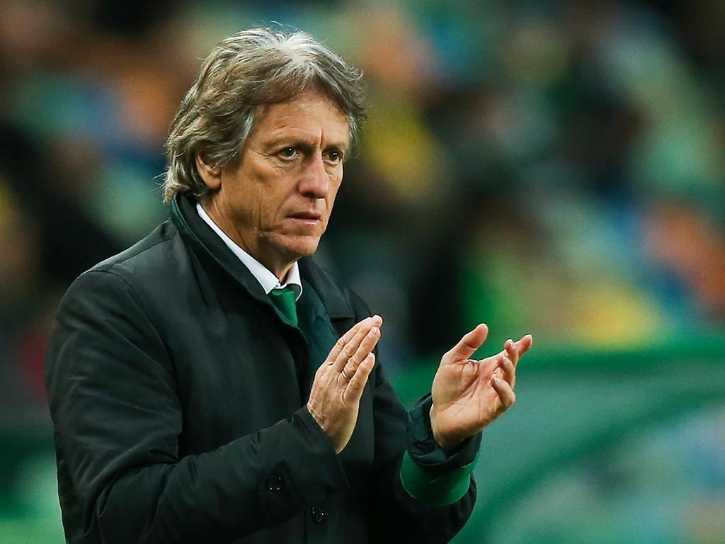 Jorge Jesus adia conferência no International Club of Portugal