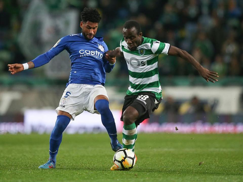 Feirense: Babanco em dúvida para o jogo com o Sporting