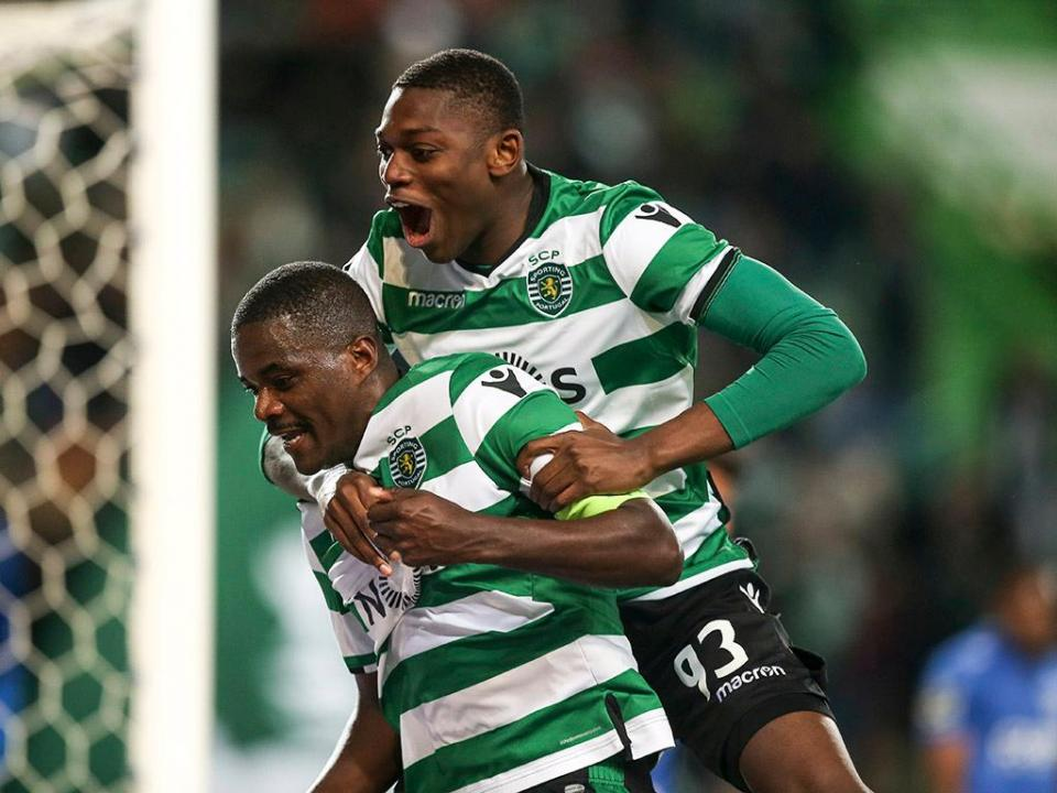 Rafael Leão: «Feliz pela estreia e pela vitória»