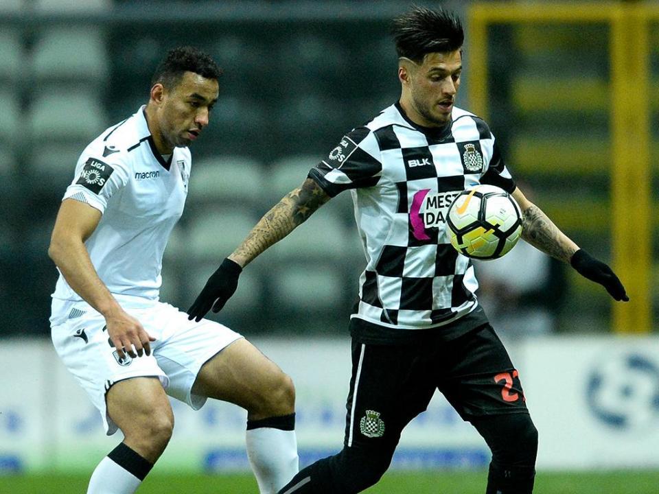Boavista-V. Guimarães, 1-0 (resultado final)