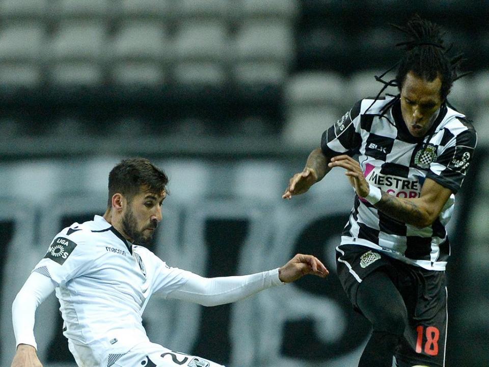 VÍDEO: o resumo do triunfo do Boavista sobre o V. Guimarães (1-0)