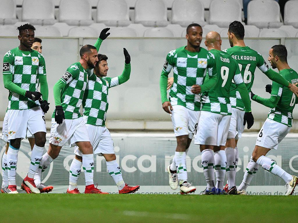 Moreirense derrota Freamunde (0-3) em jogo de preparação