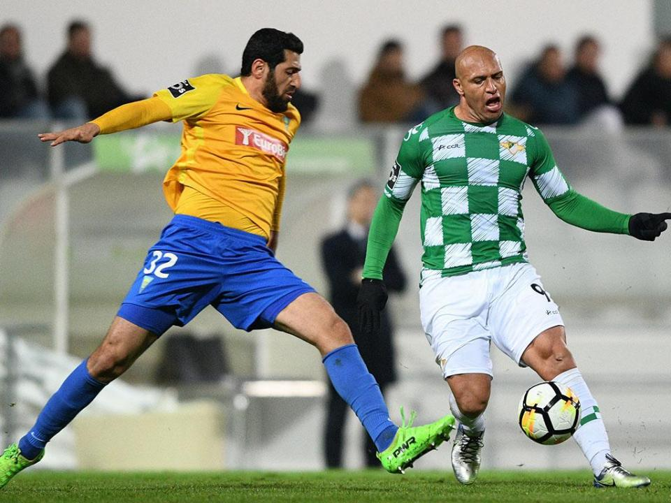 Moreirense-Estoril, 1-2 (resultado final)