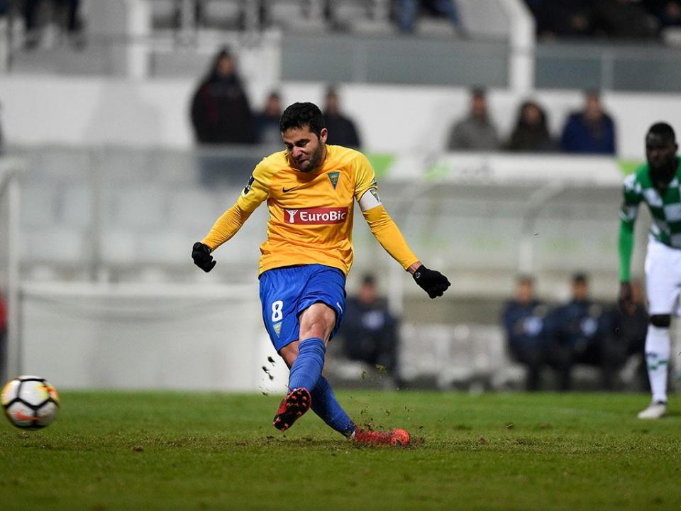 Moreirense-Estoril, 1-2 (destaques)