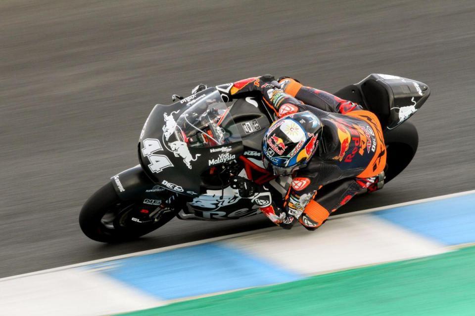 Testes Moto2: Miguel Oliveira fecha o segundo dia em 6.º
