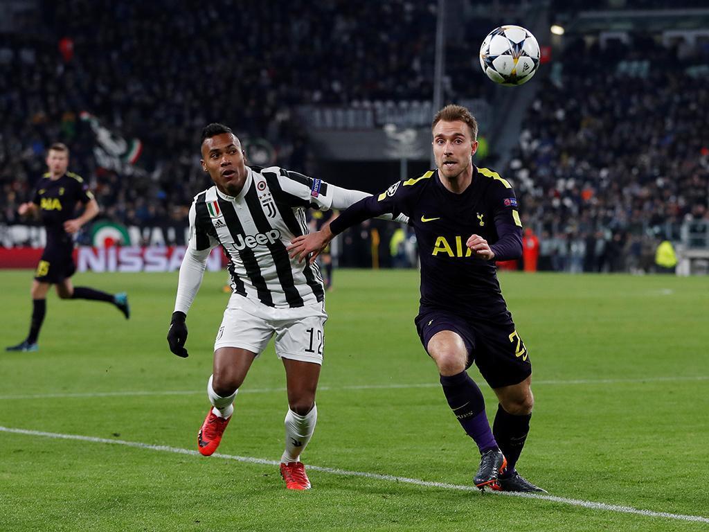LC: Juventus-Tottenham, 2-2 (crónica)