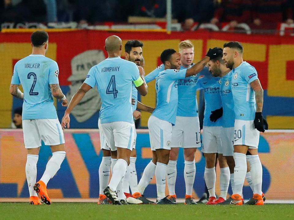 Man. City atropela Arsenal e conquista Taça da Liga