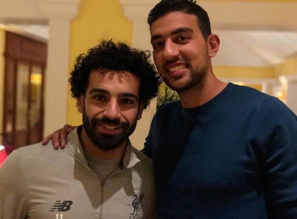 Hassan acolhe Salah: «Bem-vindo a Portugal, irmão»