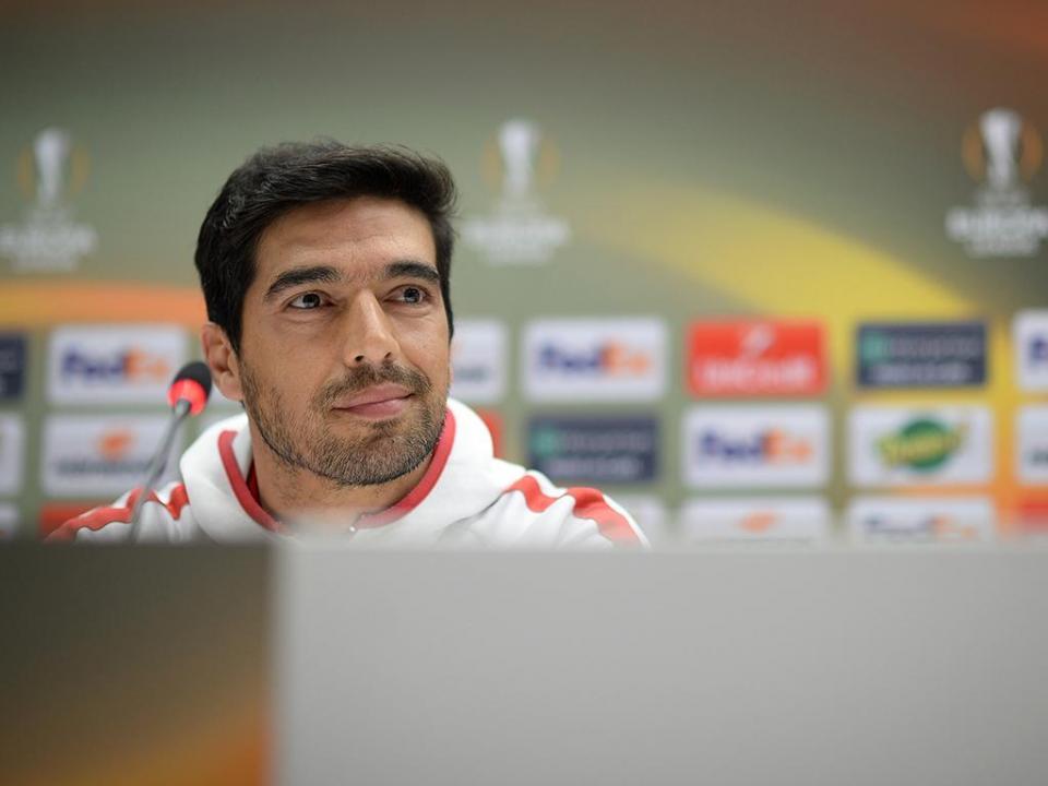 Abel: «Só peço que o presidente não venda jogadores, o que é impossível»