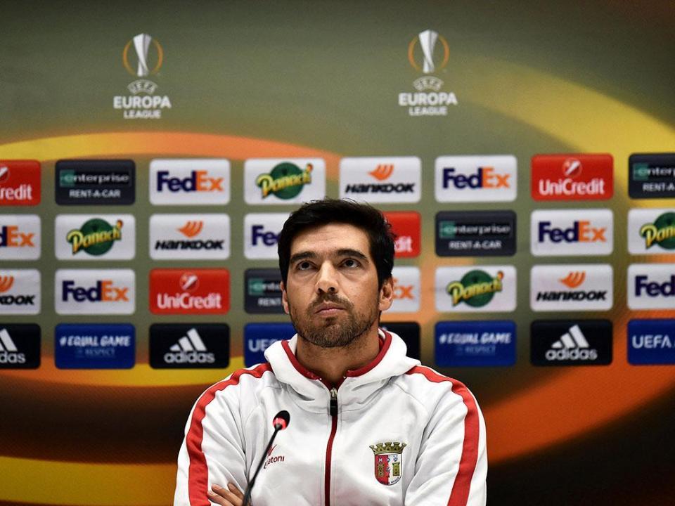 Abel Ferreira: «Marselha é muito superior a Benfica e FC Porto»