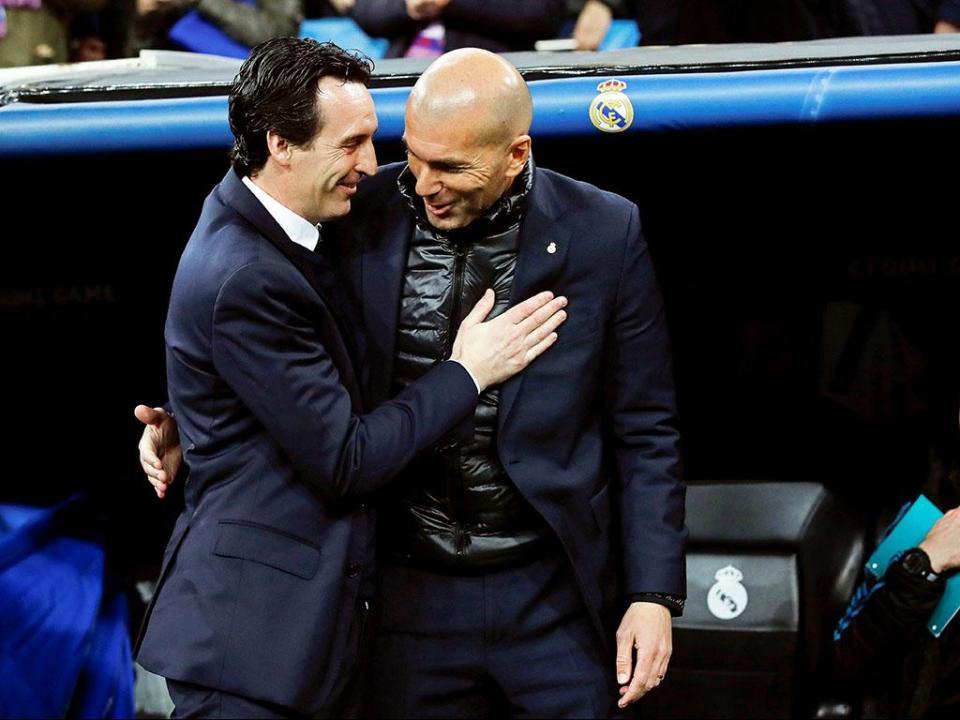 Emery: «Fiquei convencido que nos podemos qualificar frente ao Real Madrid»