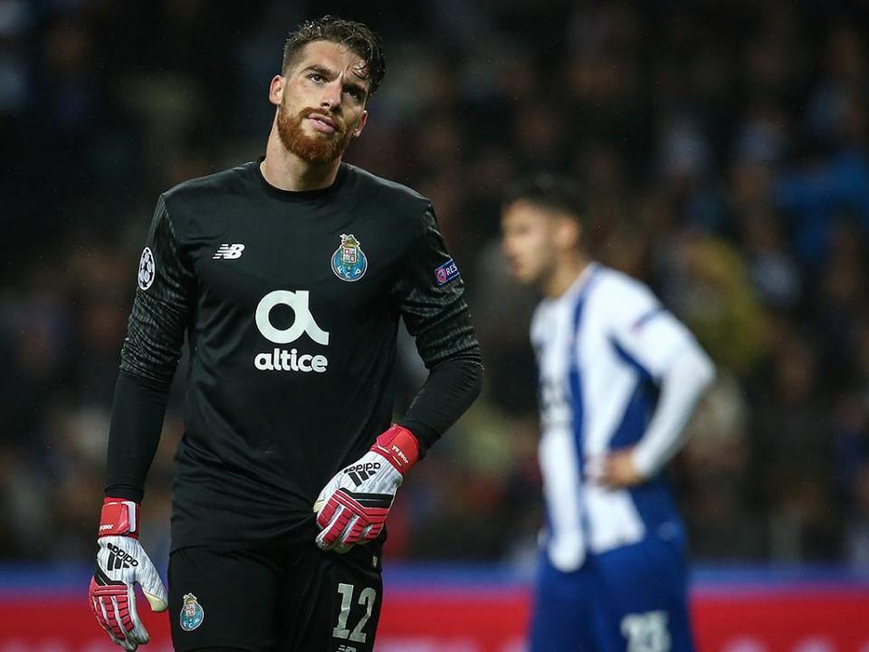 FC Porto equaciona saída de José Sá
