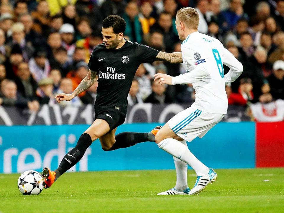 Real Madrid: entorse obriga Kroos a paragem de duas semanas